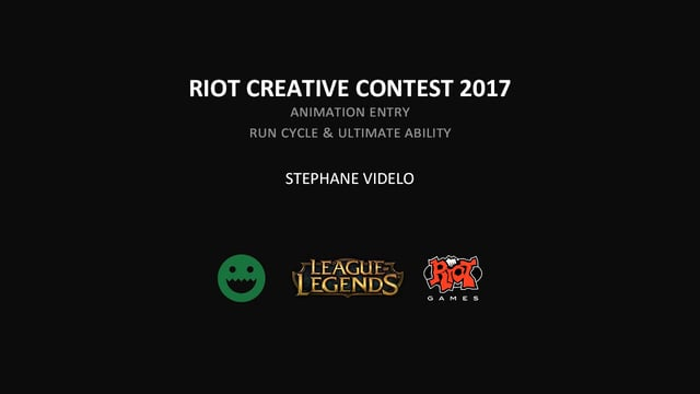 Riot Creative Contest 2017 Winners
