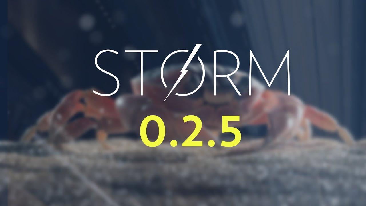 Storm 0.2.5