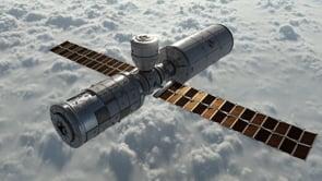 Space Station modeler