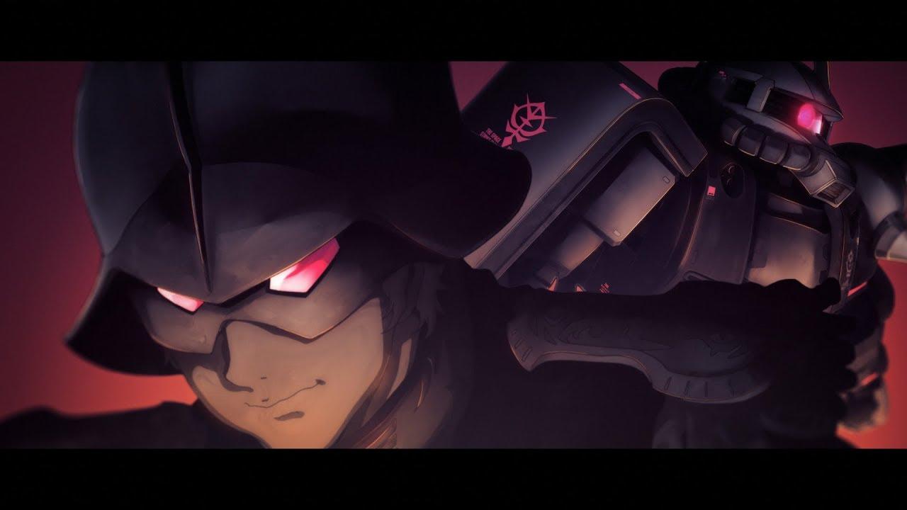 「機動戦士ガンダム THE ORIGIN 前夜 赤い彗星」第3弾OPメイキング