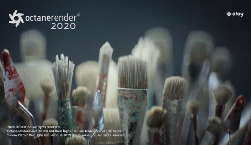OctaneRender 2020.1 XB1