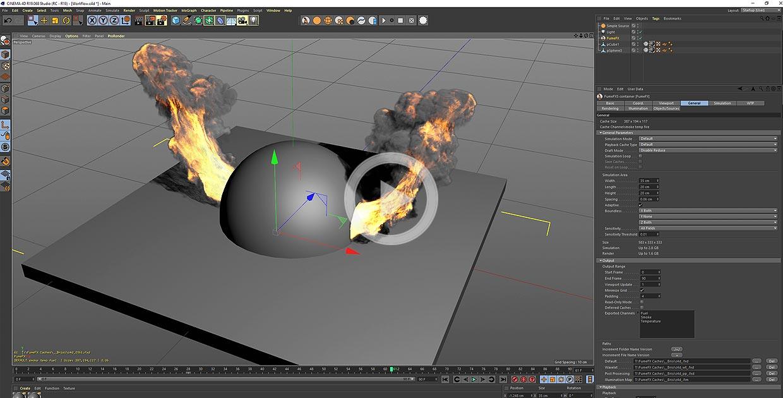 FumeFX 5.0 for Cinema 4D