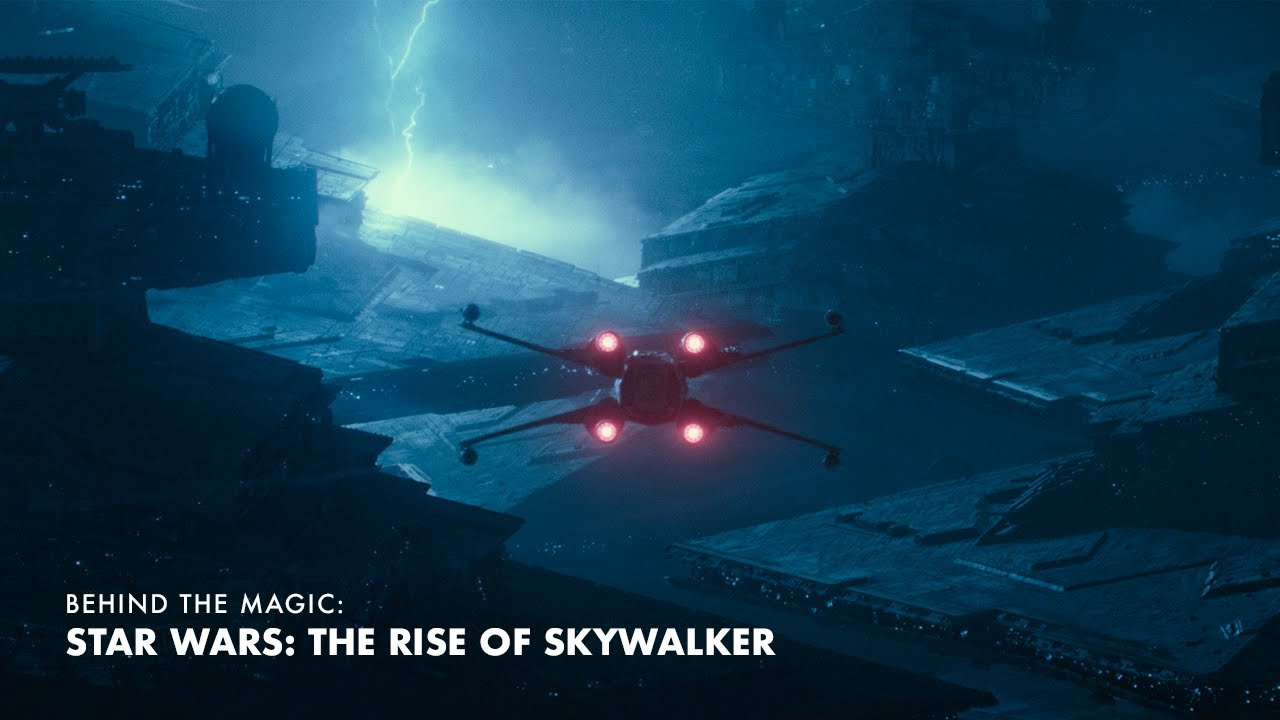 The Visual Effects of Star Wars: The Rise of Skywalker