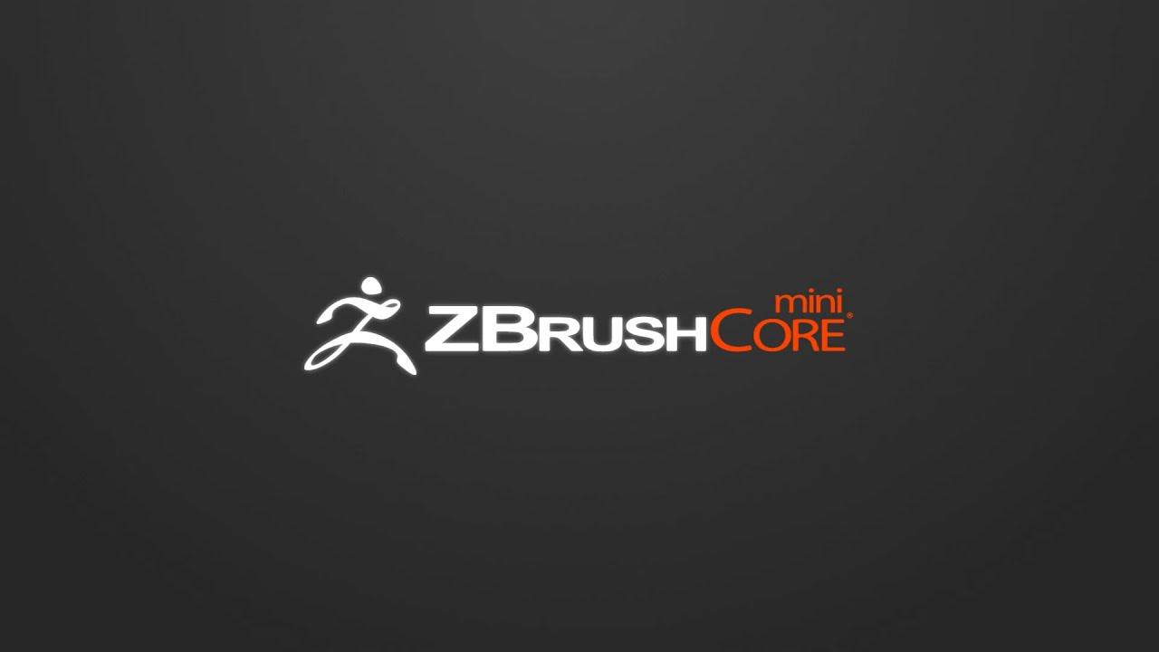 ZBrushの無料版「ZBrushCoreMini」リリース