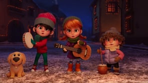 ANTIU XIXONA - Christmas TV Commercial
