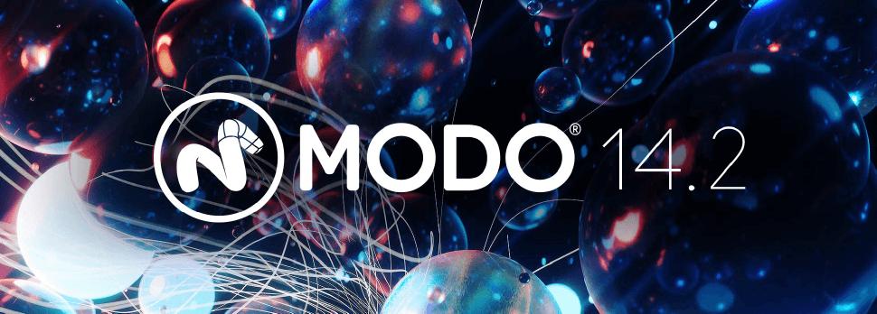 Modo14.2 リリース