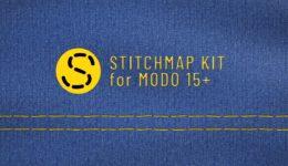 Stitchmap Kit for Modo